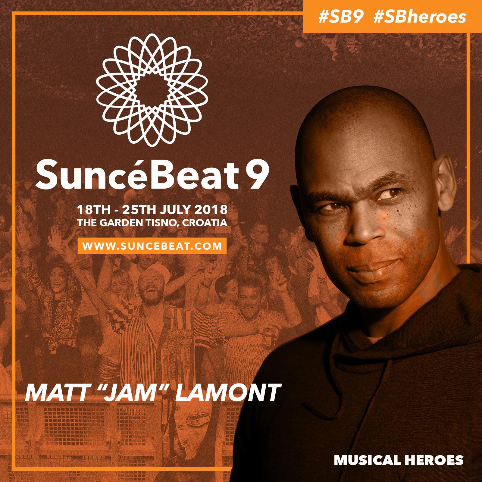Matt Jam Lamont